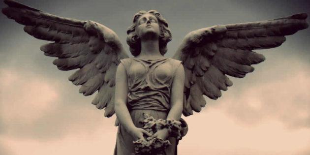 Les signes des anges gardiens